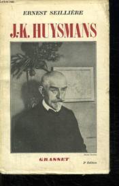 J-K. Huysmans. - Couverture - Format classique