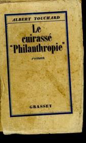 La Cuirasse Philanthropie. - Couverture - Format classique
