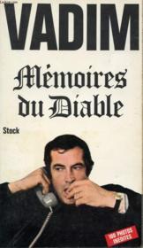 Memoires Du Diable - Couverture - Format classique