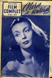 Tous Les Jeudis - Film Complet N° 284 - Clara De Moutargis - Couverture - Format classique