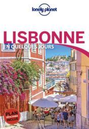 Lisbonne (4e édition) - Couverture - Format classique
