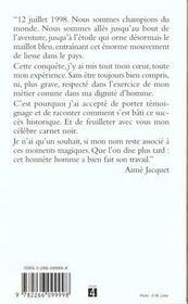 Ma Vie Pour Une Etoile - 4ème de couverture - Format classique