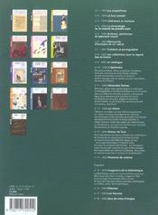 REVUE BNF T.14 ; histoires de science - 4ème de couverture - Format classique