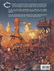 Élias le maudit t.1 ; le jeu des corps célestes - 4ème de couverture - Format classique