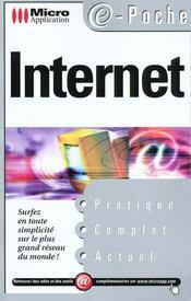 Pc poche internet - Intérieur - Format classique