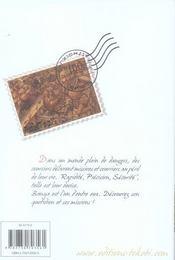 Banya t.1 - 4ème de couverture - Format classique
