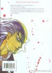 Bloodsucker T.3 - 4ème de couverture - Format classique
