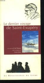 Le Dernier Voyage De Saint-Exupery - Couverture - Format classique