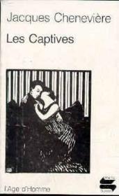 Captives - Couverture - Format classique