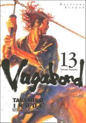 Vagabond t.13 - Couverture - Format classique