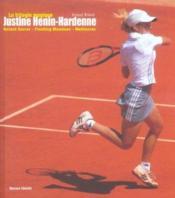 Justine henin jeu, set et fin de matches - Couverture - Format classique