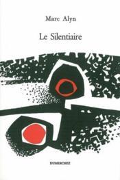 Le silentiaire - Couverture - Format classique