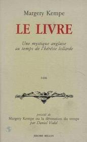 Le Livre - Couverture - Format classique