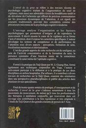 Envol De La Grue - Ram - 4ème de couverture - Format classique
