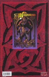 The Magdalena T.1 - 4ème de couverture - Format classique