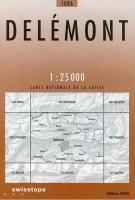 Delemont - Couverture - Format classique