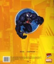 Spiderman sticker parade - 4ème de couverture - Format classique