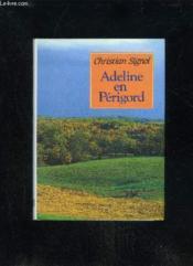 Adeline En Perigord - Couverture - Format classique