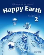 Happy Earth 2: Activity Book - Couverture - Format classique