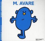 Monsieur Avare - Couverture - Format classique
