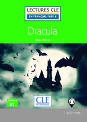 Dracula fle lecture cle en francais facile - Couverture - Format classique