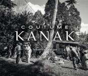 Coutume Kanak - Couverture - Format classique