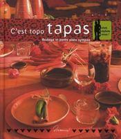 C'est topo tapas ; bodega et petits plats sympas - Intérieur - Format classique