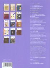 REVUE BNF T.15 ; imaginaire de la bibliothèque - 4ème de couverture - Format classique