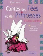 Contes des fées et des princesses d'europe centrale - Intérieur - Format classique