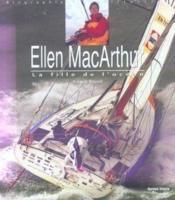 Ellen macarthur la fille de l'ocean - Couverture - Format classique