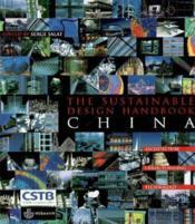 Sustainable design handbook - china - Couverture - Format classique