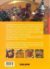 Aed cuisine marocaine (la)/connaitre - 4ème de couverture - Format classique