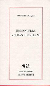Emmanuelle vit dans les plans - Couverture - Format classique