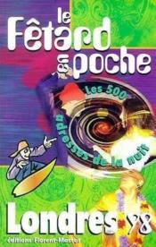 Le fetard en poche, londres 1998 - Couverture - Format classique