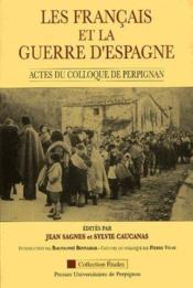 Les français et la guerre d'Espagne - Couverture - Format classique
