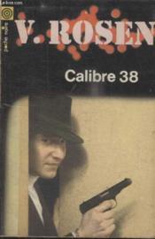 Collection La Poche Noire. N° 56 Calibre 38 - Couverture - Format classique