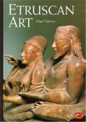Etruscan art (world of art) - Couverture - Format classique