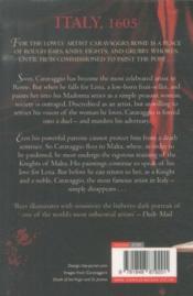 A Name In Blood - 4ème de couverture - Format classique