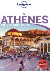 Athènes (3e édition) - Couverture - Format classique