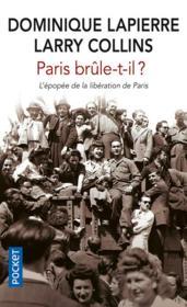 Paris brûle-t-il ? - Couverture - Format classique