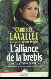 L'Alliance De La Brebis - Couverture - Format classique