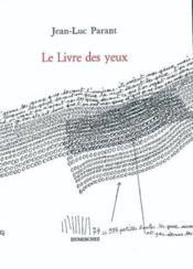 Livre Des Yeux (Le) - Couverture - Format classique