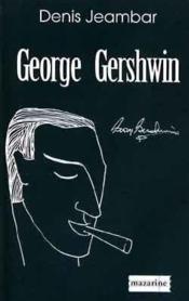 George gershwin - Couverture - Format classique