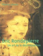Eric Rondepierre - Couverture - Format classique