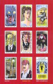 La Ligue Des Gentlemen Extraordinaires T.4 - 4ème de couverture - Format classique