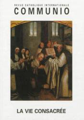 La Vie Consacree - N 175-176 (Septembre-Decembre 2004) - Couverture - Format classique