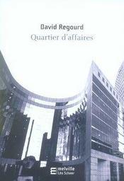 Quartier d'affaires - Intérieur - Format classique