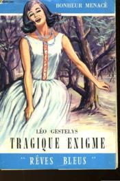 Tragique Enigme - Couverture - Format classique