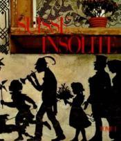 Suisse insolite, tome 1 - Couverture - Format classique