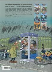 Les fondus de moto T.3 - 4ème de couverture - Format classique